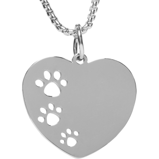 Front image of Heart Pendant